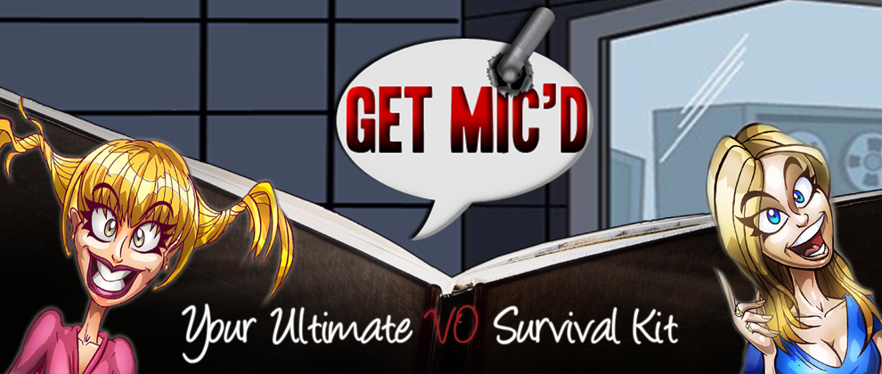 Get Mic'd Home Page Image